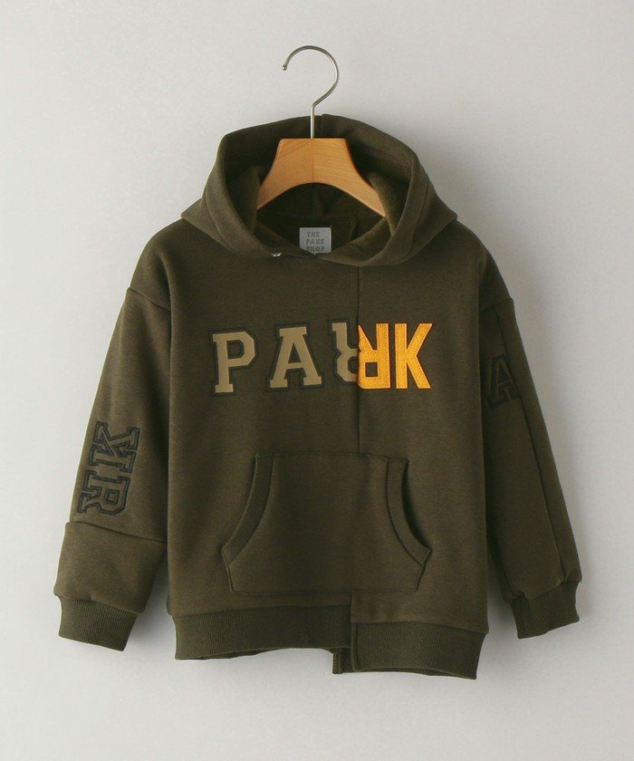 【30%OFF】 シップス THE PARK SHOP: MIX COLLEGE PARKA(95〜135cm) キッズ オリーブ 115 【SHIPS】 【セール開催中】