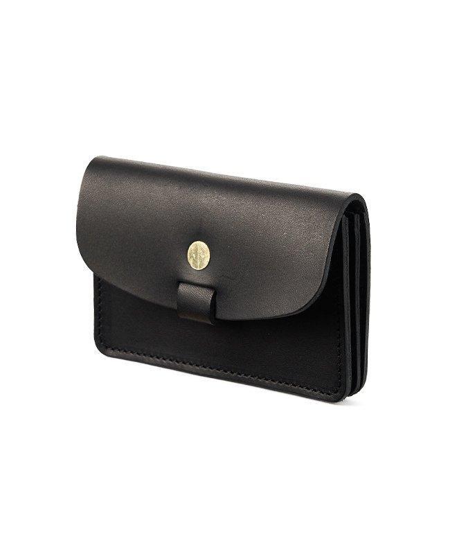 カバンのセレクション ツールズ 名刺入れ 本革 カードケース メンズ レディース TOOLS 333t06j ユニセックス ブラック フリー 【Bag & Luggage SELECTION】