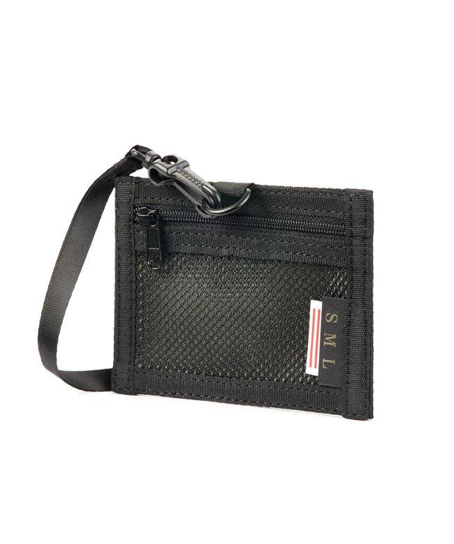 カバンのセレクション エスエムエル IDケース IDホルダー パスケース メンズ 首掛け SML k900239 ユニセックス グレー フリー 【Bag & Luggage SELECTION】
