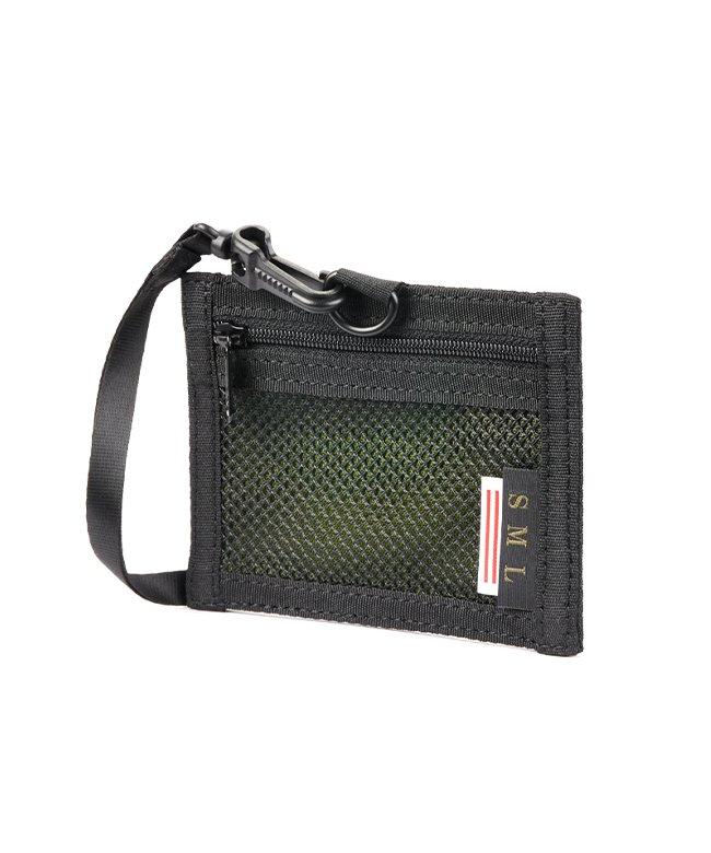カバンのセレクション エスエムエル IDケース IDホルダー パスケース メンズ 首掛け SML k900239 ユニセックス カーキ フリー 【Bag & Luggage SELECTION】