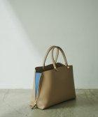 ROPE'/【新色追加】【E'POR】Y bag Medium (サイドジップトートバッグ)/503742454