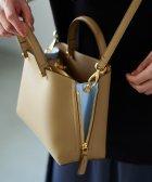 ROPE'/【E'POR】【一部WEB限定】Y bag Mini(サイドジップミニショルダーバッグ)/503742455
