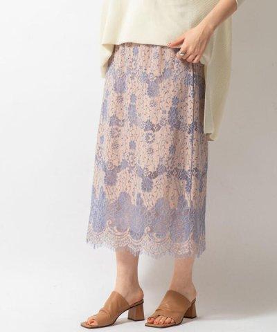 NOLLEY'S sophi/ウエストリブレーススカート/503770160