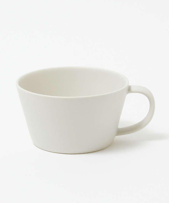 collex スープカップ レディース ホワイト F 【collex】