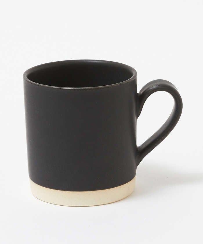 collex カラーマグカップ レディース ブラック F 【collex】