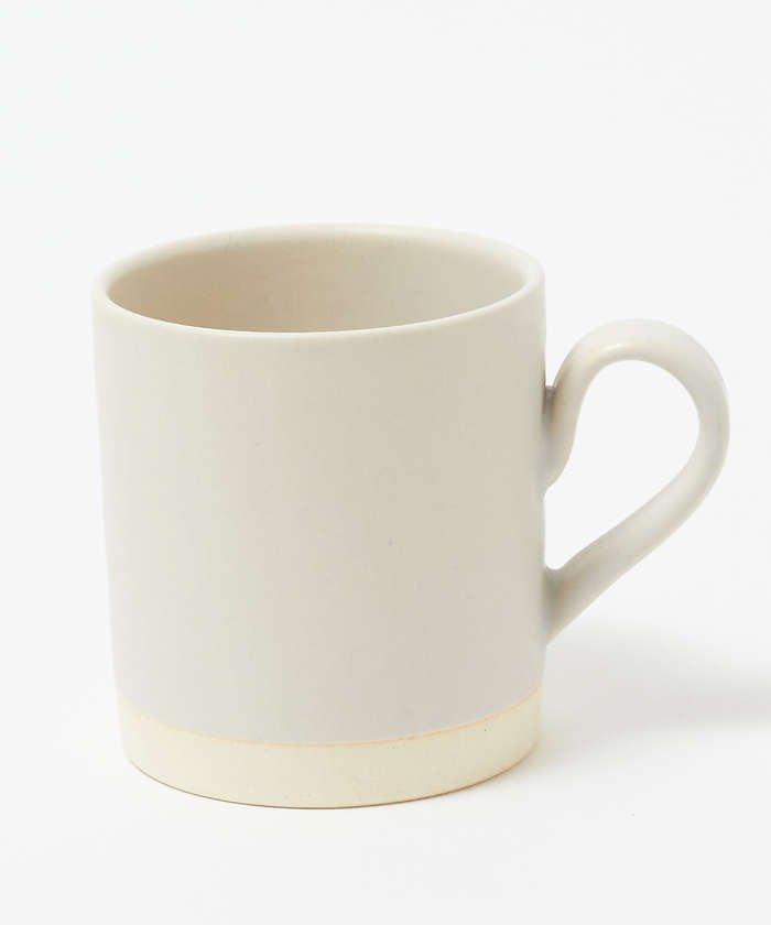 collex カラーマグカップ レディース ホワイト F 【collex】