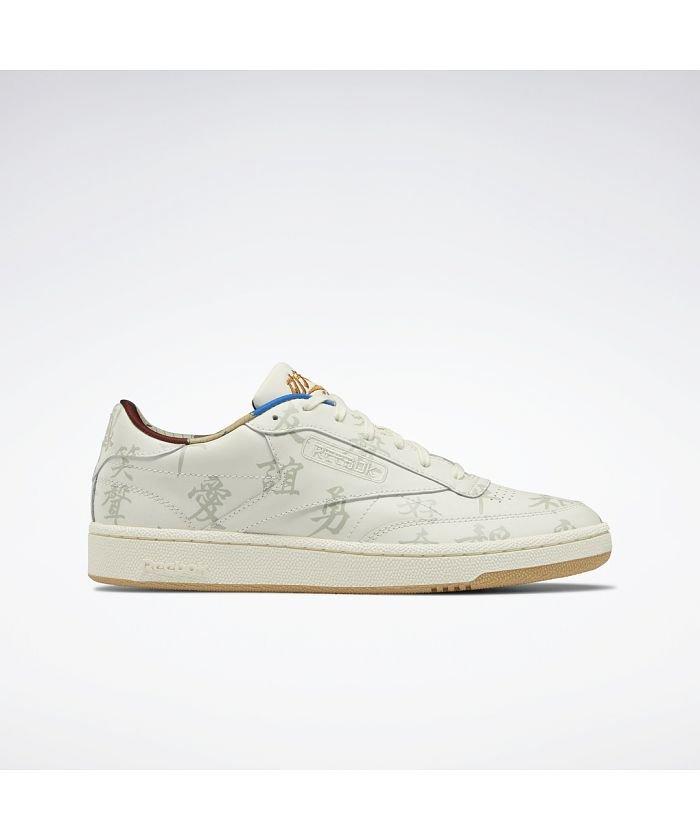 【30%OFF】 リーボック クラブ シー / Club C 85 Shoes ユニセックス ホワイト 26.5cm 【Reebok】 【セール開催中】