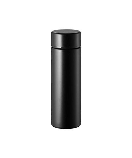 バックヤードファミリー ポケットサーモボトル 130ml ユニセックス ブラック サーモボトル 【BACKYARD FAMILY】
