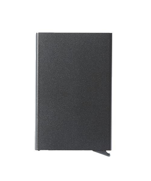 バックヤードファミリー カードケース yy0460 ユニセックス ブラック カードケース 【BACKYARD FAMILY】