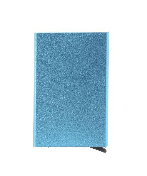 バックヤードファミリー カードケース yy0460 ユニセックス ブルー カードケース 【BACKYARD FAMILY】