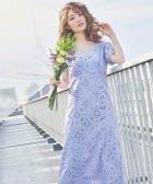 Noela/コットン刺繍レースワンピ /503914621