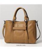 Longchamp/1115 770 3D レザー ショルダーバッグ ハンドバッグ 鞄 レディース/503949675