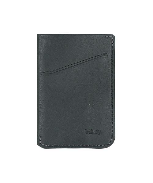 バックヤードファミリー bellroy ベルロイ CARD SLEEVE WCSA ユニセックス ブラック カードケース 【BACKYARD FAMILY】
