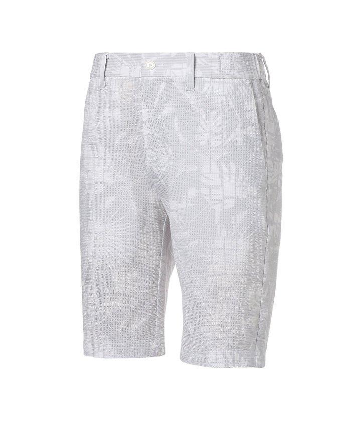 【20%OFF】 プーマ ゴルフ EGW ボタニカル シアサッカー ショーツ メンズ BRIGHTWHITE XL 【PUMA】 【セール開催中】