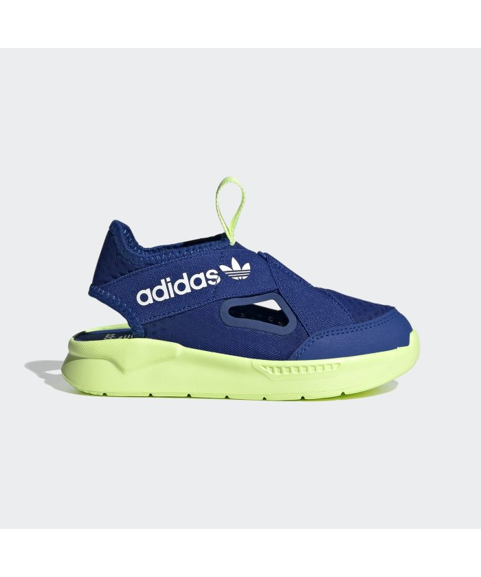 アディダス 360 サンダル / 360 Sandals キッズ ブルー 18.0cm 【adidas】