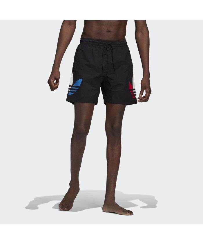 【30%OFF】 アディダス アディカラー スイムショーツ メンズ ブラック XXL 【adidas】 【セール開催中】