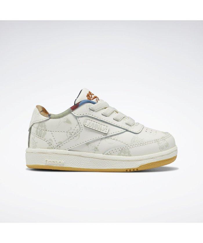 【30%OFF】 リーボック クラブ シー / Club C 85 Shoes キッズ ホワイト 13.0cm 【Reebok】 【セール開催中】