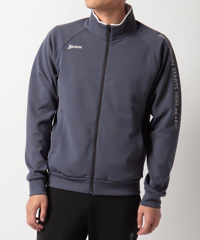 スリクソン ソフトダンボールジャージージャケット ユニセックス グレー系 3L 【SRIXON】