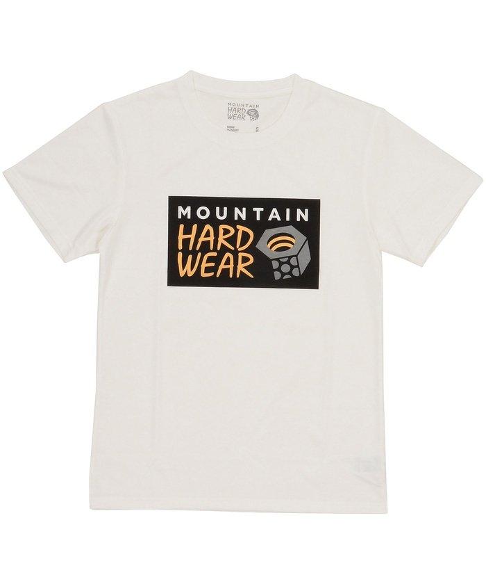 販売主:スポーツオーソリティ マウンテンハードウェア/メンズ/ハードウェアフロントロゴT メンズ WHITE M 【SPORTS AUTHORITY】