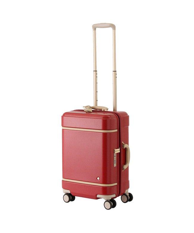 カバンのセレクション エース ハント ノートル スーツケース 機内持ち込み Sサイズ 31L ストッパー付き ACE HaNT 06881 ユニセックス レッド フリー 【Bag & Luggage SELECTION】