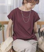 URBAN RESEARCH/ペルビアンコットンTシャツ/503888965