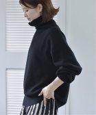 Spick & Span/≪予約≫ウールカシミヤタートルネックプルオーバー◆/504201447