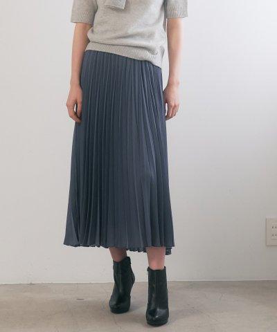 ANAYI/シアードビープリーツスカート/504232651