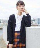 ADAM ET ROPE'/【d fashion / MAGASEEK限定】カシミアミドルカーディガン/504208761