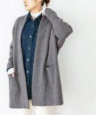 IENA/ウールカシミヤガウンコート◆/504258793