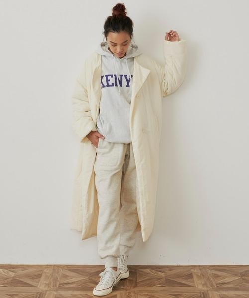 白コート/HOLIDAY