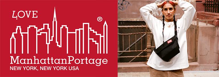Manhattan Portage(マンハッタン ポーテージ)