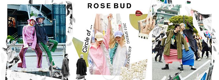 ROSE BUD(ローズバッド)