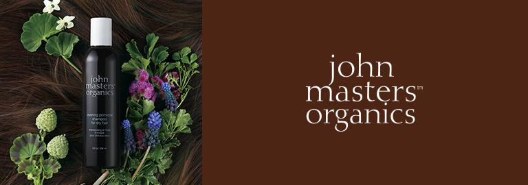 John Masters Organics(ジョンマスターオーガニック)