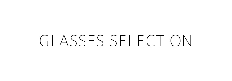 GLASSES SELECTION(グラスセレクション)