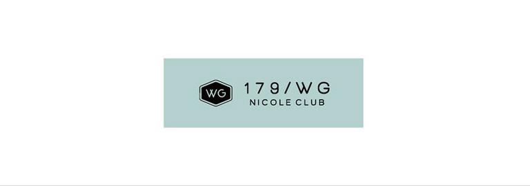 179/WG NICOLE CLUB(イチナナキュウダブルジー ニコルクラブ)