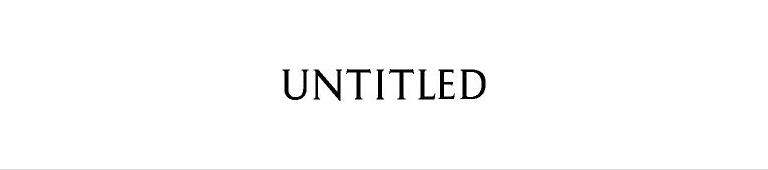 UNTITLED(SHOES)(アンタイトル シューズ)