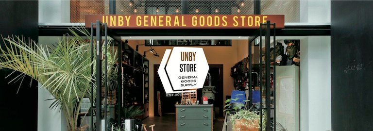 UNBY GENERAL GOODS STORE(アンバイジェネラルグッズストア)