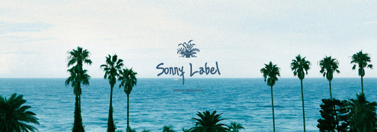 URBAN RESEARCH Sonny Label(アーバンリサーチサニーレーベル)