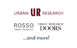 URBAN RESEARCH ROSSO、DOORS、KBFほか