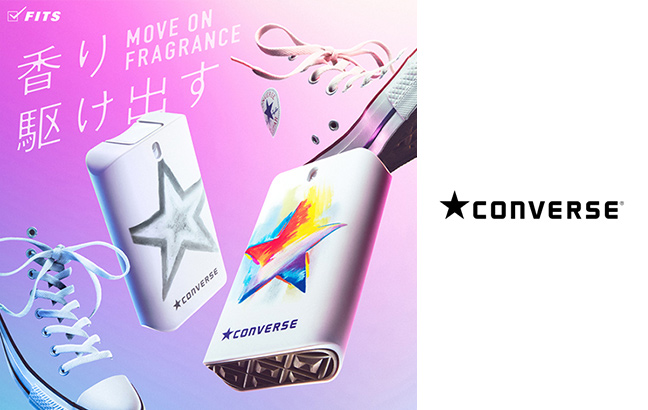 【CONVERSE】MOVE ON FRAGRANCE