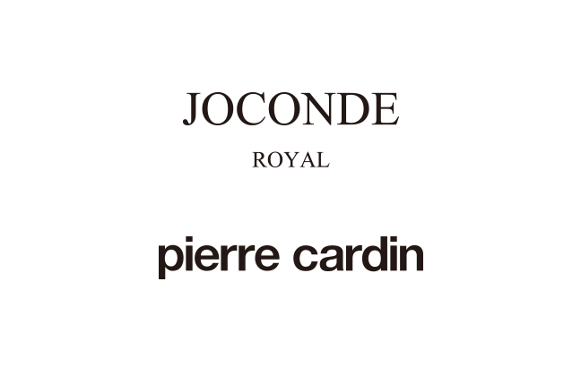 JOCONDE ROYAL、pierre cardin
