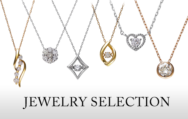 JEWELRY SELECTION