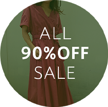 ALL 90%OFF SALE