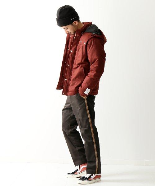 13度服装 ダウンジャケットコーディネート 画像1