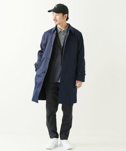 13度服装 ステンカラーコート コーデ 画像1