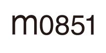 m0851(エム・ゼロ・エイト・ファイブ・ワン)