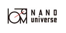 ナノ・ユニバース(nano・universe)