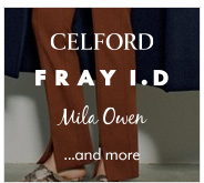 CELFORD、FRAY I.D、Mila Owen、etc…