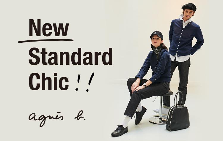 2020年秋冬 agnes b. Voyage New Standard Chic
