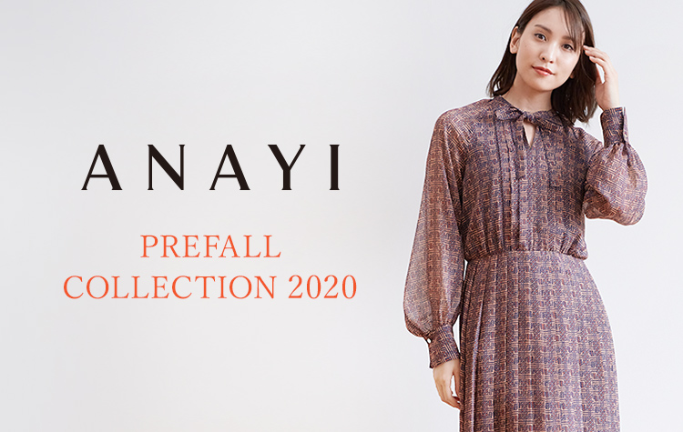 ANAYI PREFALL COLLECTION 2020
